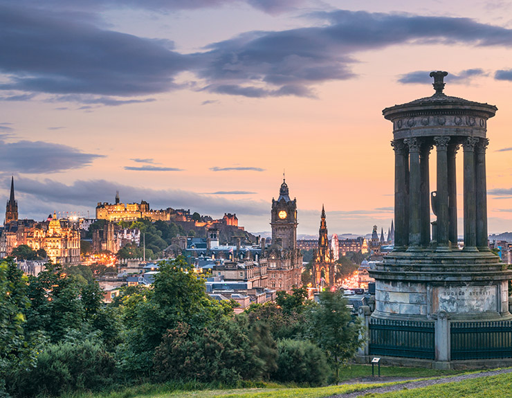 3-minute travel guide: Edinburgh, Scotland
