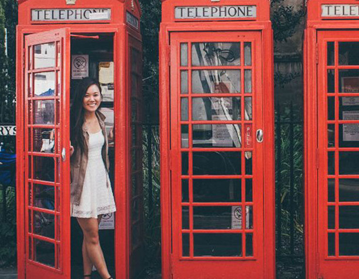 England study abroad – photo story by Jacqueline Woo