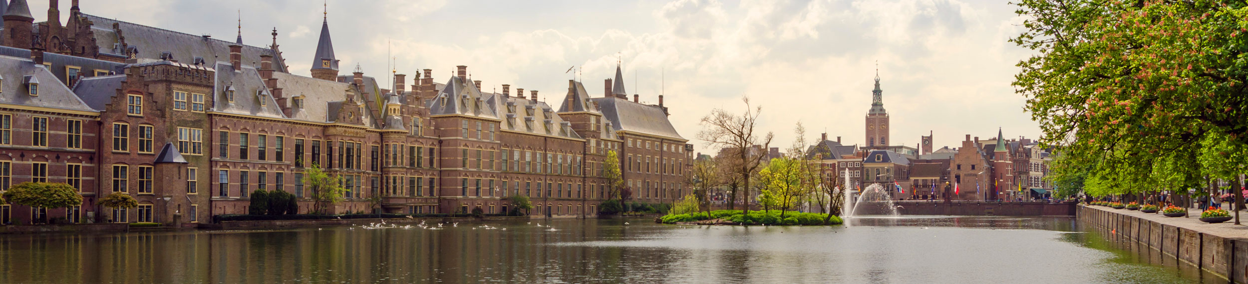 Binnenhof (Dutch parliament), Hague, Netherlands