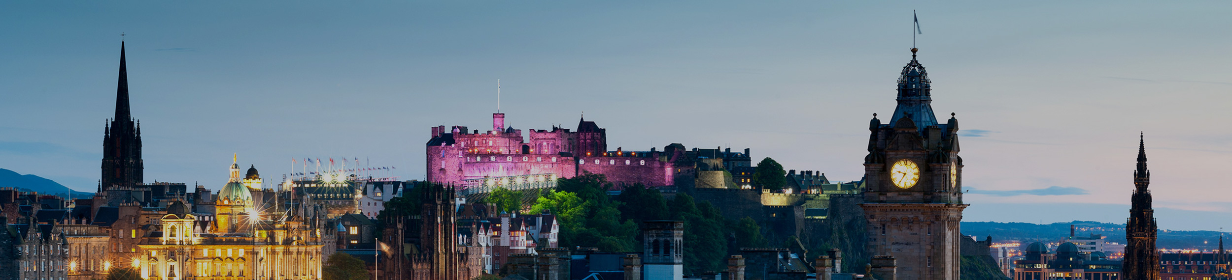 Scottish Universities Header