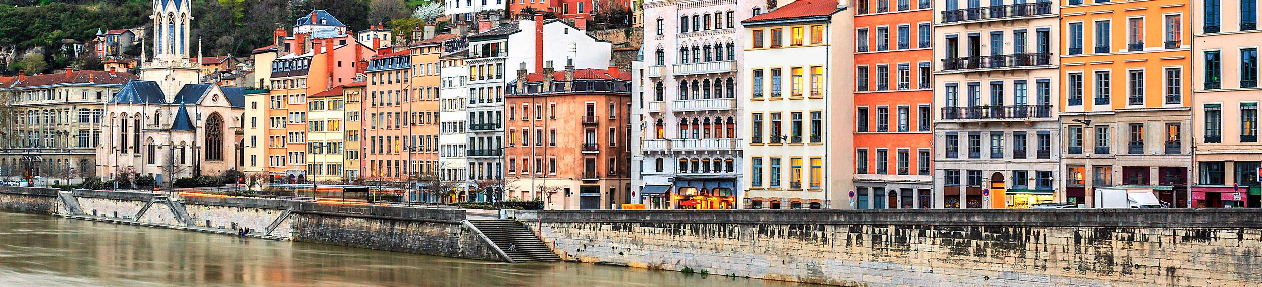 Univ. of Lyon Header